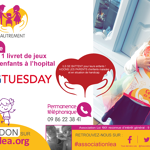 Couverture Facebook Giving Tuesday Association Léa