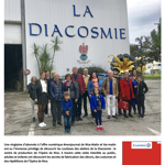 Reportage et article Nice-Matin