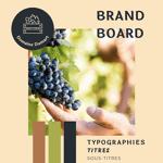 Brandboard