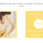 Visuels Instagram pour My Massage 06